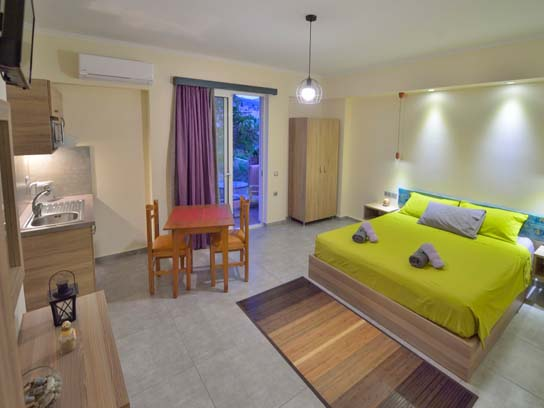 Accommodation - Callista Apartments in Kissamos