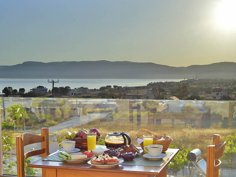 Amazing view - Callista Apartments in Kissamos