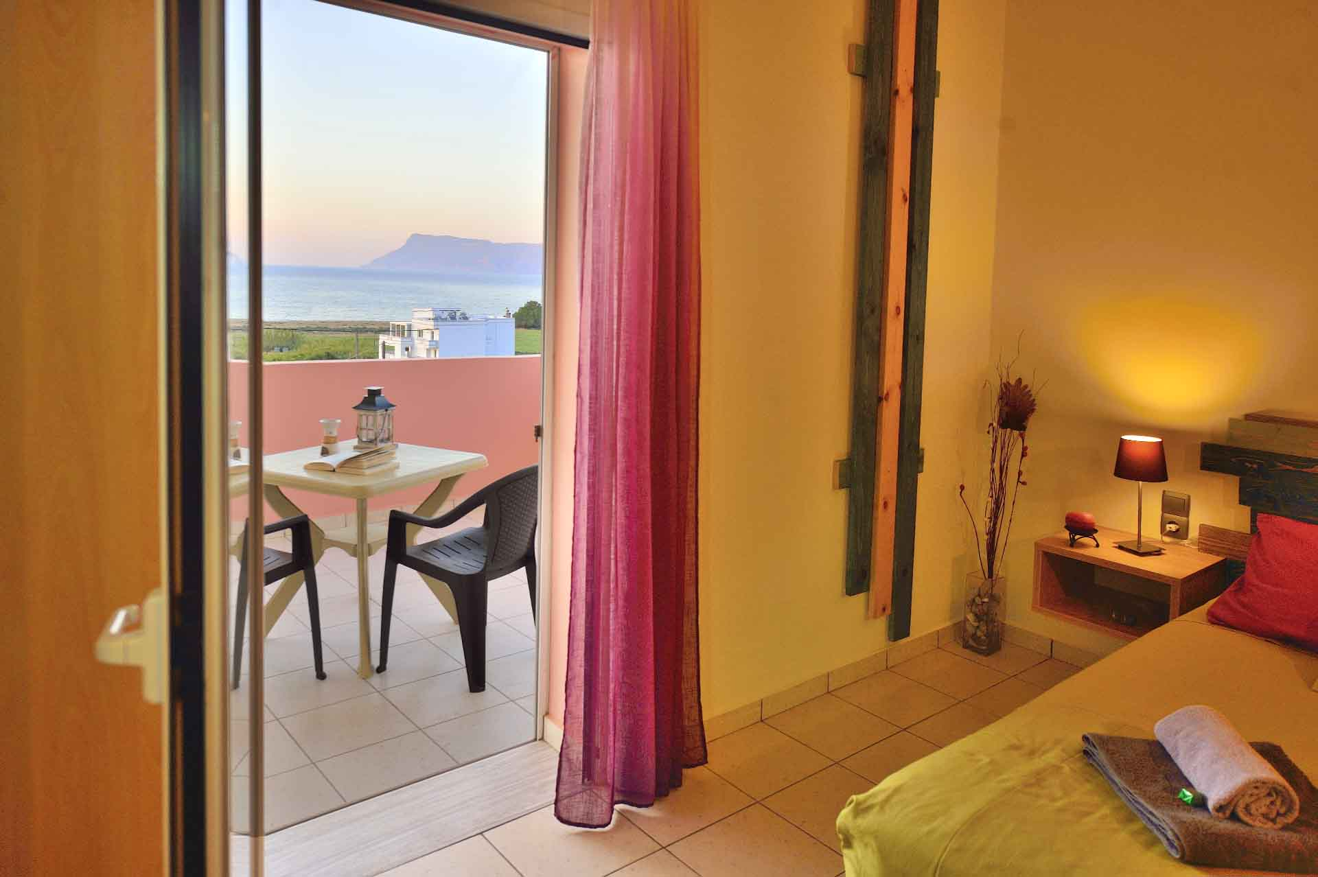 Indoors | Accommodation - Callista Apartments in Kissamos