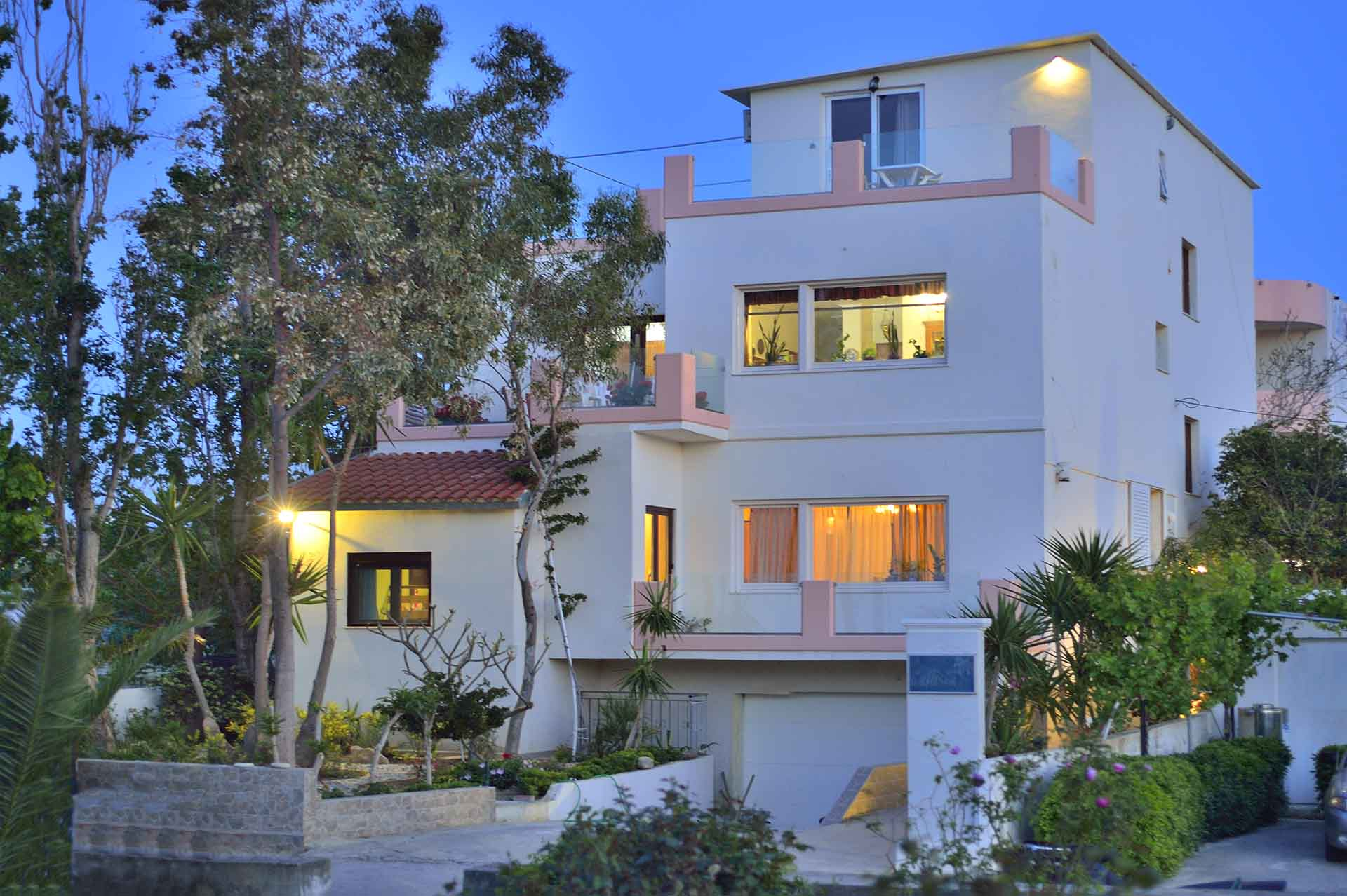 Outdoors | Accommodation - Callista Apartments in Kissamos